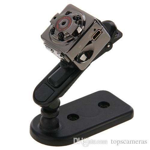 Ücretsiz kargo IR Gece görüş 1080 P Mini DV Kamera Desteği Hareket algılama TV OUT Max 32 GB