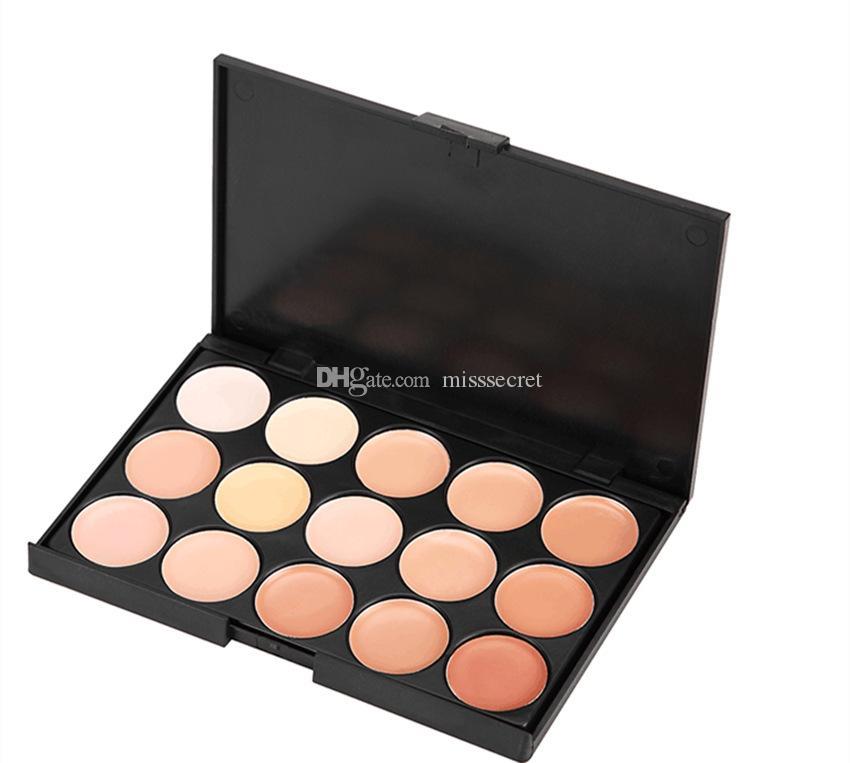 Professionale Concealer Palette i Concealer viso crema la cura Camouflage Tavolozze trucco di trucco cosmetico