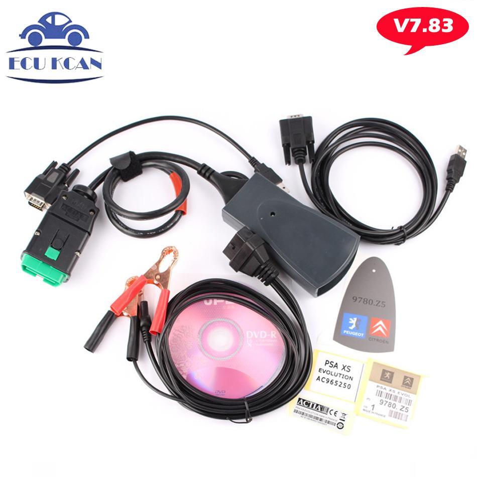 Serial 921815c lexia 3 pp2000 lexia 3 diagnostic tool lexia diagbox 7 83 lexia3 pp2000 lexia