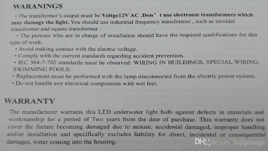 AC 12V 110V E27 RGB LED Swimming Pool Light Underwater Bulb Par56 18W 40W Lampada Wateproof IP68 for Aquarium Pond Lamp Remote Controll