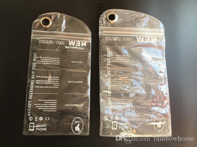 OPP sac étanche Jelly Zipper plastique Paquet d'emballage pour iPhone 11 Pro XS Max XR X 8 Plus Samsung S10 Lite Note 10