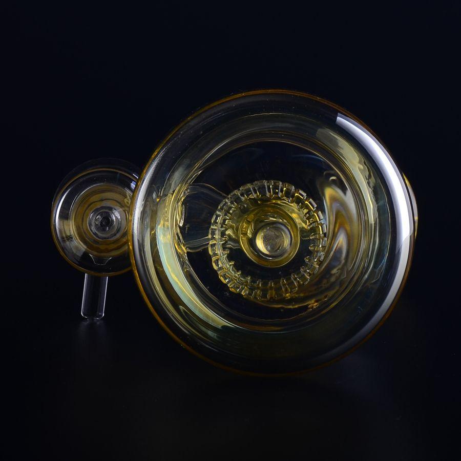 싸구려 빅 타이어 퍼크 유리 봉 물 파이프 14.5mm 조인트 건조기 무료 배송 BestGlass G37