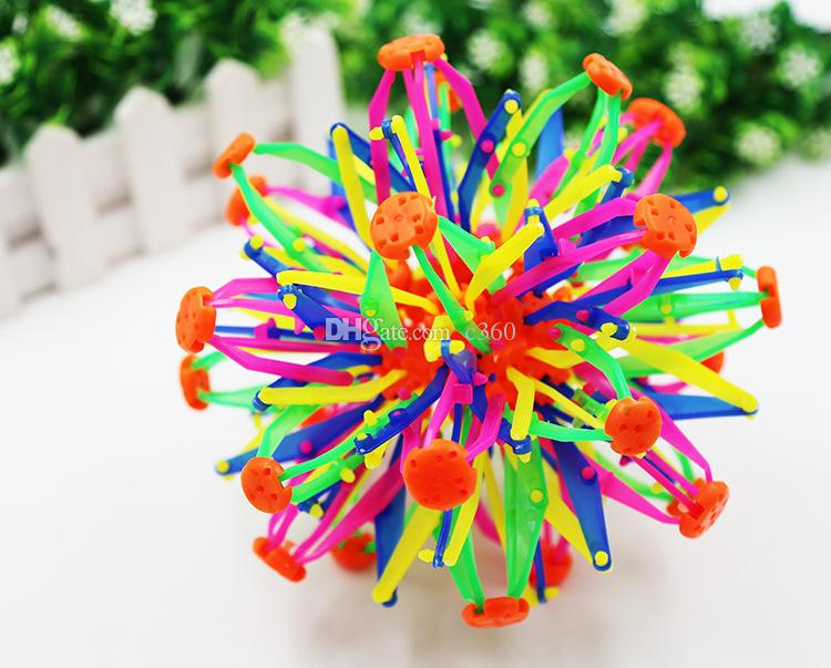 2016 New Party Christmas Gift Expanding Sphere Mini Ball