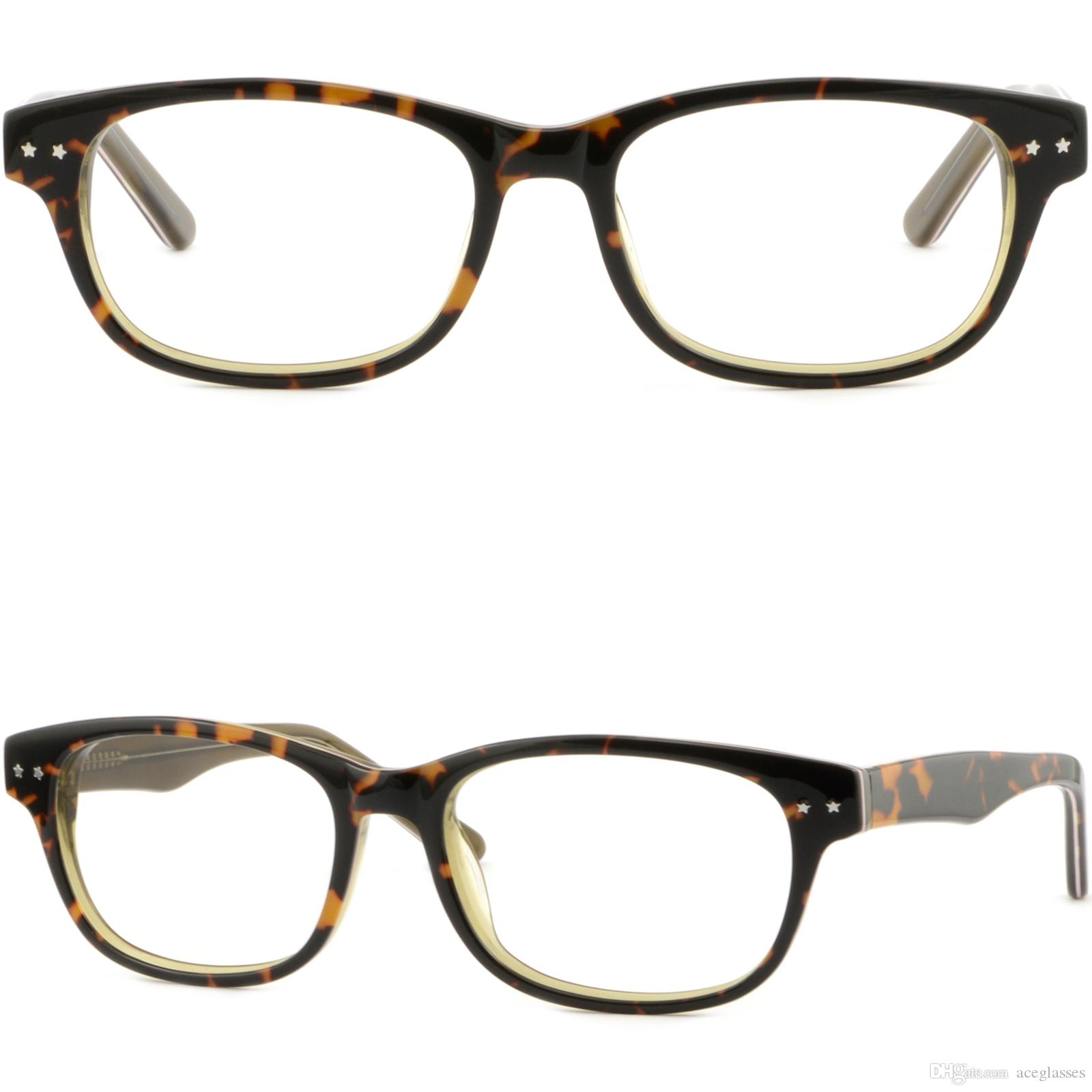 4cfe5aedd8 Rectangle Women s Frame Plastic Prescription Glasses Sunglasses ...