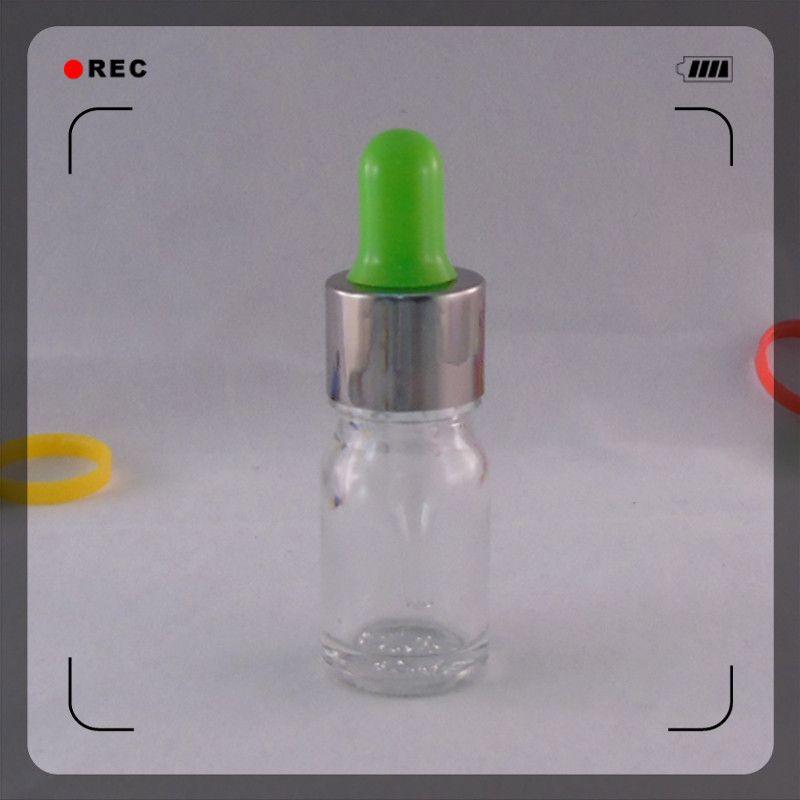 Compre Colorido Opcional Vacío Mini Punta Aguja Botella De Polaco De ...