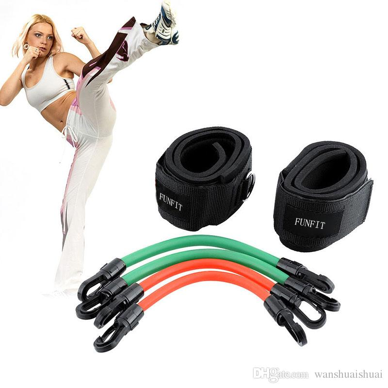 Speed Agility Training Resistance Bands Strength Leg Jump Trainer