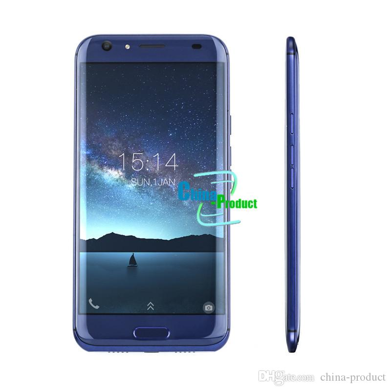 DOOGEE BL5000 Android 7.0 5.5'' FHD Mobile Phones 4GB RAM 64GB ROM MTK6750T Octa Core 4G Cell phone 13MP+13MP Dual Rear Cam Smart Phone