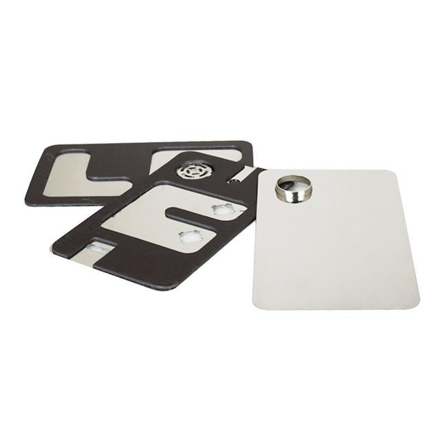 Credit Card Pipe, Metal/Smoking Pipe, Smoking Accessories,
