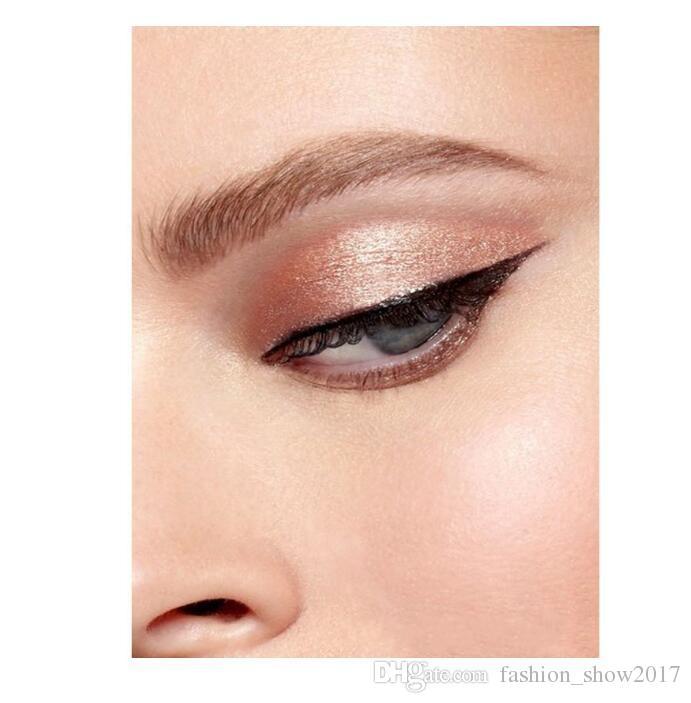 6 Farben Stila Auge für Eleganz Make-up Begrenzte Flüssigkeit Lidschatten Set Kosmetik Erde Farbe Lidschatten Make-up Set