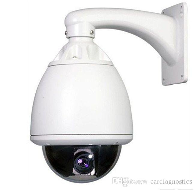 New 7 inch Transparent Smoked Color Speed CCTV Camera Dome , High Quality + Cheap Wholesale Price +