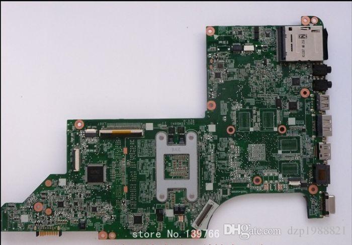 605322-001 board for HP pavilion dv7 dv7t dv7-4000 motherboard with intel DDR3 hm55 chipset