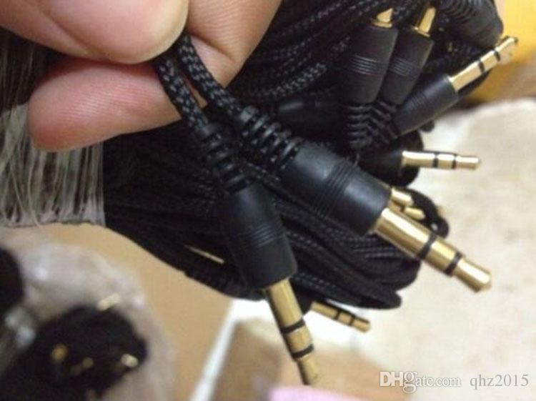 3,5 мм между мужчинами / женщинами аудио кабель-удлинитель для MP3 MP4 смартфон высокое качество 5 м аудио кабель-удлинитель