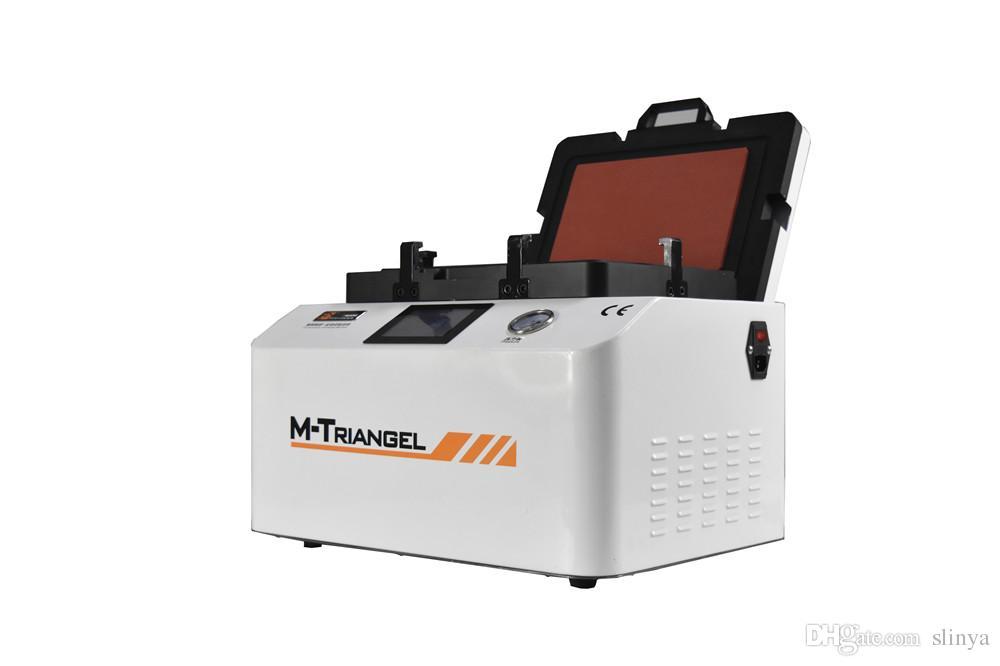 Hohe Effizienz Neueste All in One 800 Watt MT12 Blase Entfernen 12 Zoll Vakuum Laminiermaschine Handy Tablet PC LCD Repair Tool