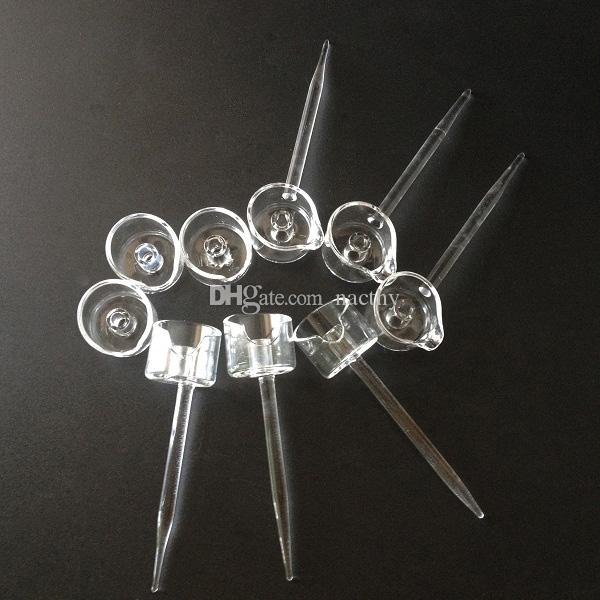100% Quarz Carb Cap fit 4mm oder 3mm Dicke Quartz Banger Nagel domeless banger carb kappe für Ölplattformen Wasserbongs