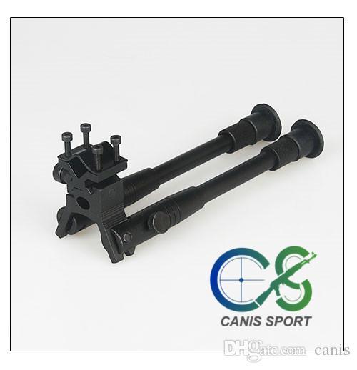 Yeni stil Yüksek Picatinny Bipod Uygulanabilir Ateşli Silah AR-15 / M-16 Picatinny Stil Rayları Açık Için ÜCRETSIZ KARGO CL17-0024