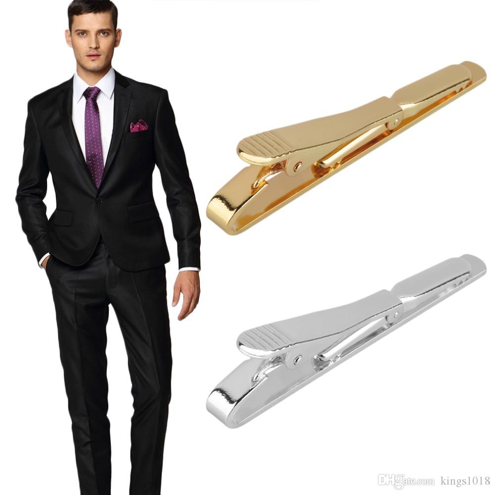 Fashion Simple Men Necktie Tie Bar Clasp Clip Silver/Golden Wedding Gift Brand New And Tie Clips Cufflink Tie Bar Online with $1.6/Piece on Kings1018u0027s ...  sc 1 st  DHgate & Fashion Simple Men Necktie Tie Bar Clasp Clip Silver/Golden Wedding ...