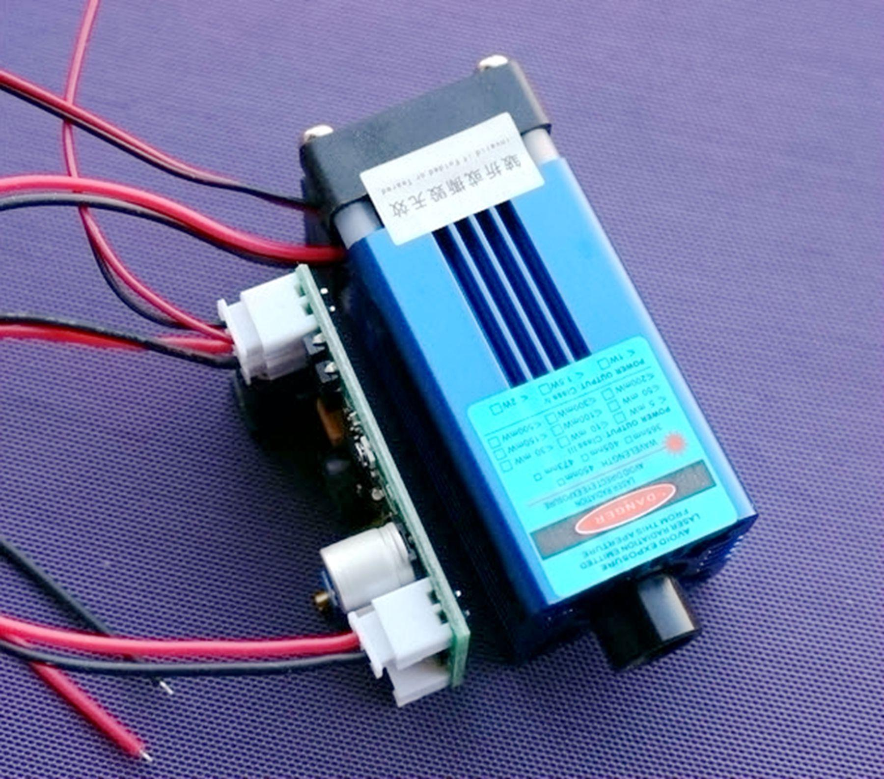 Online Cheap 2 W 445nm Blue Laser Module / With Automatic ...