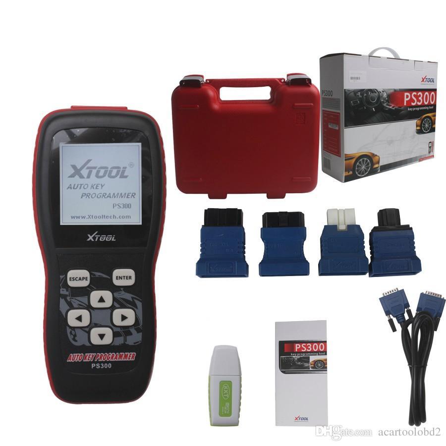 XTOOL PS300 Auto Programador Chave 100% Original internet atualização imobilizador PS 300 Car Programação Chave mesma função como X100 +