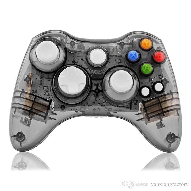 controlador de jogo para xbox 2016 nova marca sem fio gamepad game pad controlador joypad para microsoft xbox 360 qualidade yx-360-01