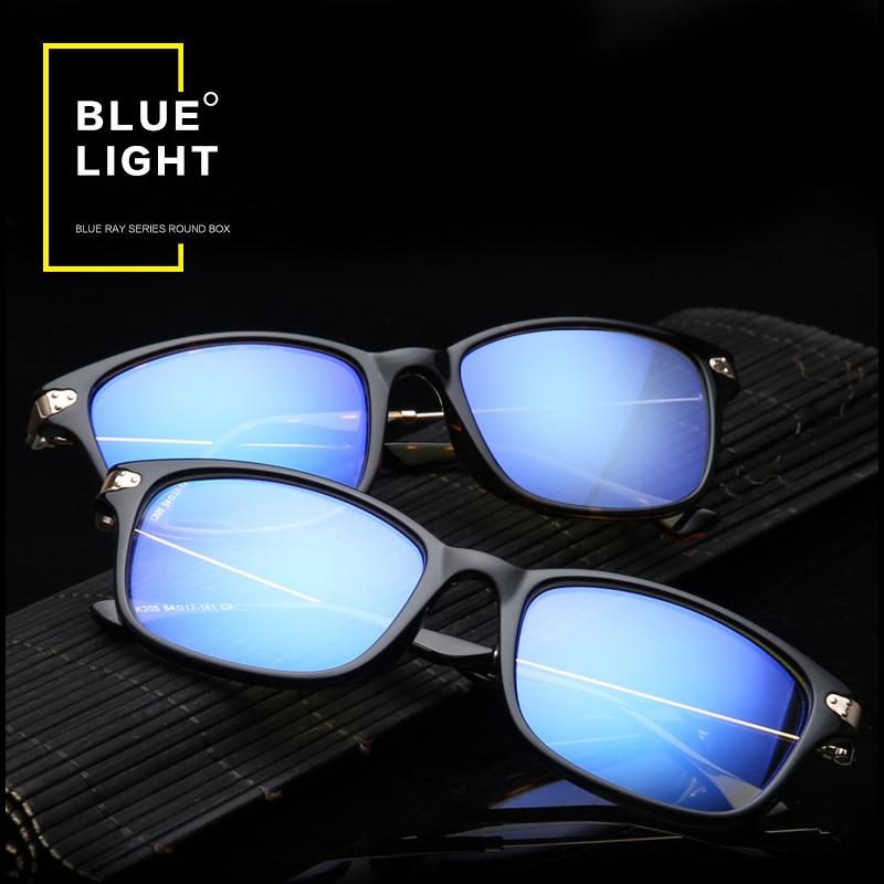 572f1cbfc6 2019 Wholesale Anti Blue Ray Computer Glasses Gaming Glasses TR90 Spectacle  Frame For Men Women Square Plastic Titanium Frame Eyewear SnK305 From Huteng