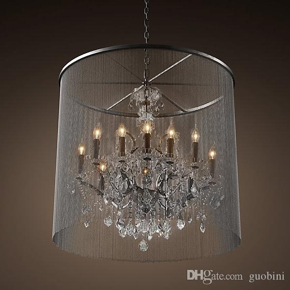 Modern vintage crystal chandelier lighting rustic candle chandeliers modern vintage crystal chandelier lighting rustic candle chandeliers pendant hanging light for home hotel and restaurant decor track lighting pendants cheap aloadofball Gallery