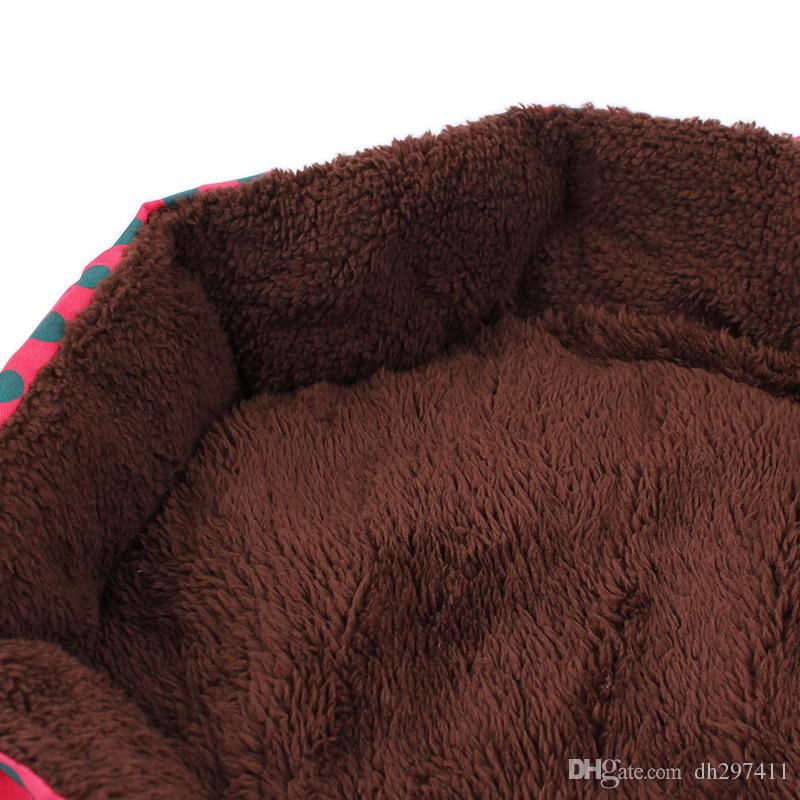 Pet Dog Bed Warming Dog House Soft Material Dog Cat Kennel Warm Winter for Dog Cat Pet Products