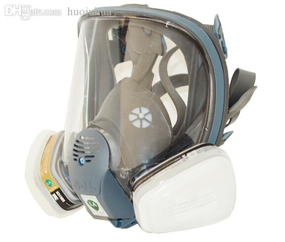 Festive & Party Supplies Sjl Full Facepiece Respirator Painting Spraying Mask For 6800 Gas Mask Party Masks