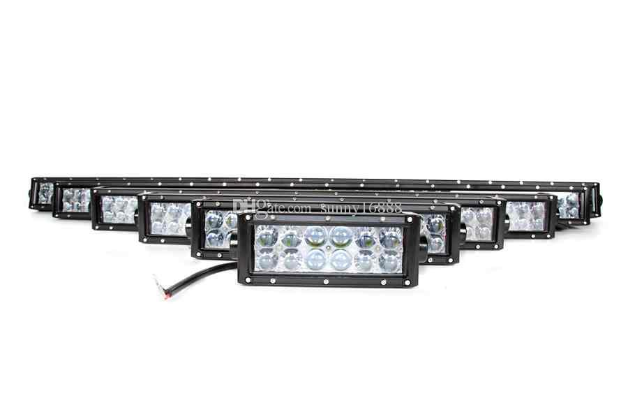 Hotsale 50 inch 288w dual rows cree 4x4 led light bar 4d led hotsale 50 inch 288w dual rows cree 4x4 led light bar 4d led light bar offroad led light bar 288w best led work lights best portable work light from aloadofball Image collections
