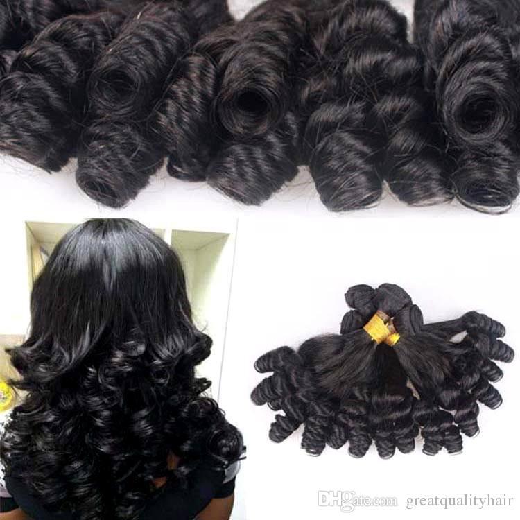 Brazilian Hair Mongolian Malaysian Brazilian Indian Peruvian Funmi Hair 100% Unprocessed Virgin Human hair weave Best quality