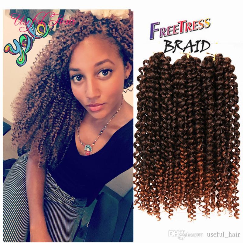 16 Freetress Braiding Hair Savana Mambo Twist Crochet Hair ...
