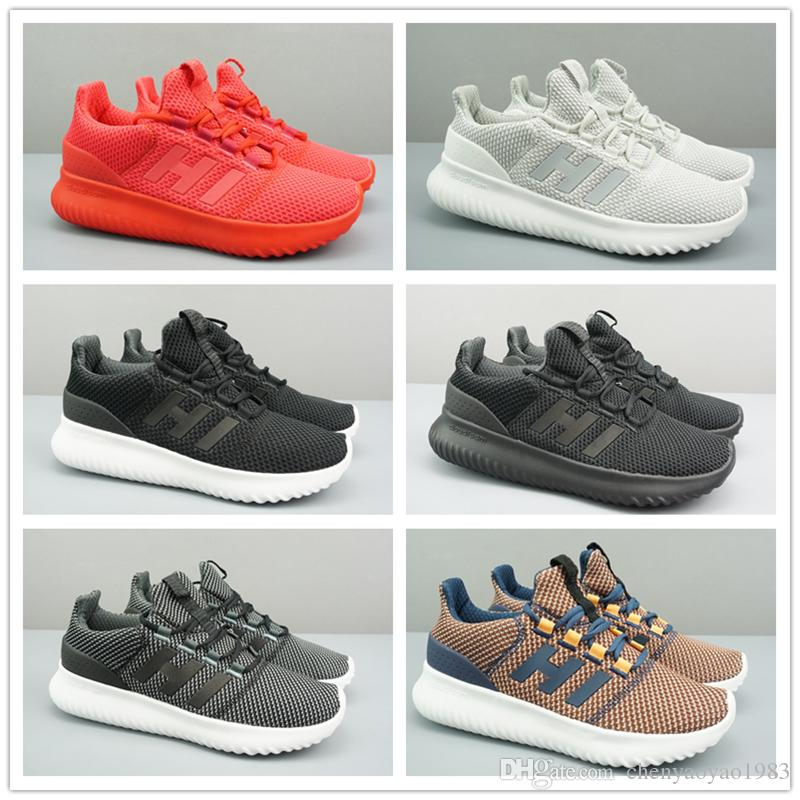 cabffd14f New Arrival 2017 High Quality NEO Cloudfoam ULTIMATE Running Shoes Fashion  Men Women Black White Red