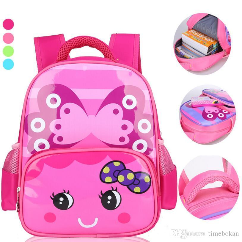 Fashion Children School Bags Cute Cartoon Backpack Baby Toddler Kids Book  Bag Kindergarten Backpacking Waterproof Breathable Ladies Small Backpack  Swiss ...