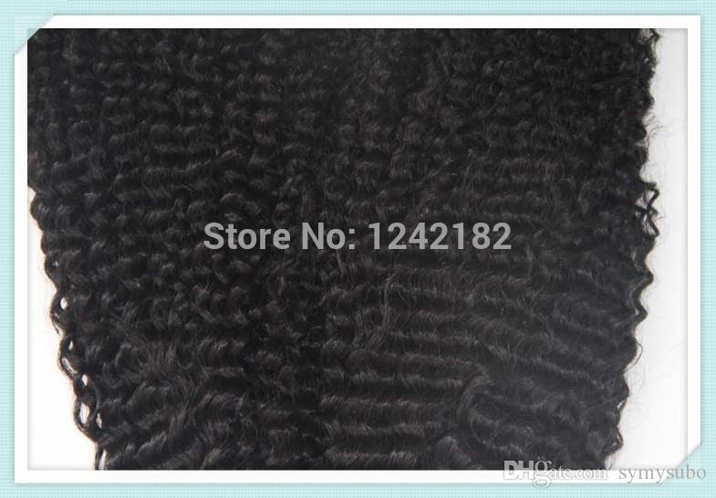 Sunny Hair Products Curly Stick I tip Hair Extensions #1Jet Black Pre bonded hair extensions 1g /strand Fusion Human Hair Extensions
