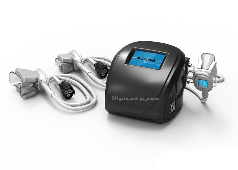 2020 Cryotherapy 3 Handles Cryo Lipolysis Equipment