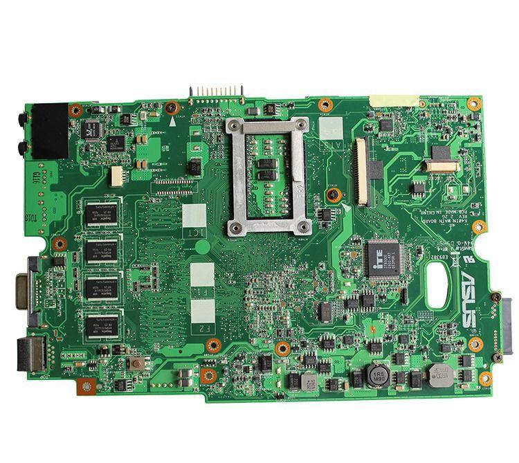 K40IN REV 2.2 Laptop Motherboard For Asus K40IN K40IE K40IP Series Laptop MCP Motherboards nvidia 512M GPU