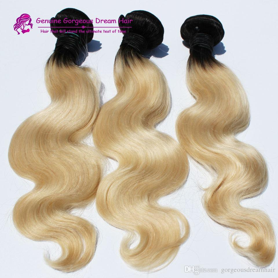 Cheap gorgeous hair product weave bundles indian two tone body cheap gorgeous hair product weave bundles indian two tone body wave hair unprocessed black and blonde ombre weave human hair 1b black diamond hair weave pmusecretfo Images