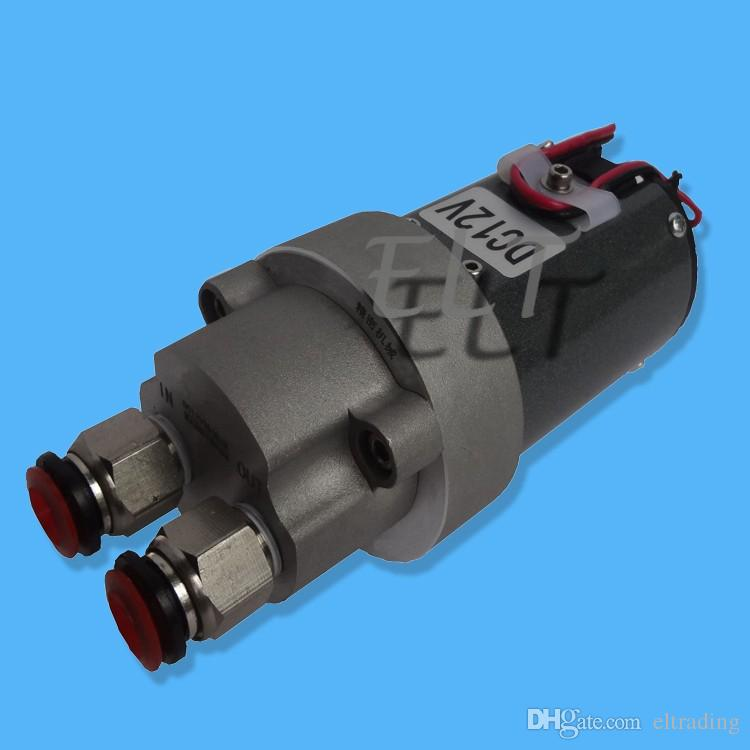 Mini Oil Transfer Pump DC 12V 23W Low-energy Electric Feed Pump 0.5L/min Max Used for Gear Oil, Hydraulic Oil, Engine Oil