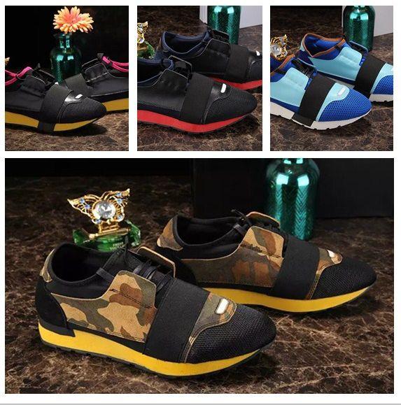 5292e1b57af 2018 Brand Original Box Casual Shoe For Man Woman Fashion Race ...