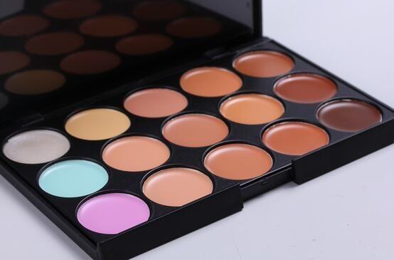 Professional Facial Concealer Cream Foundation Makeup Palette Pro Tool Concealer Palette 2016 Best Selling