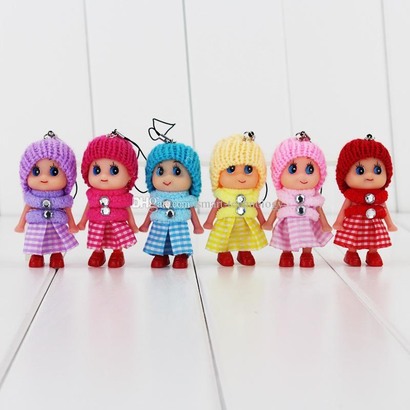 2016 Korea Hot Sale Ddung Doll Plush Soft PVC Doll Toy for girls gift EMS