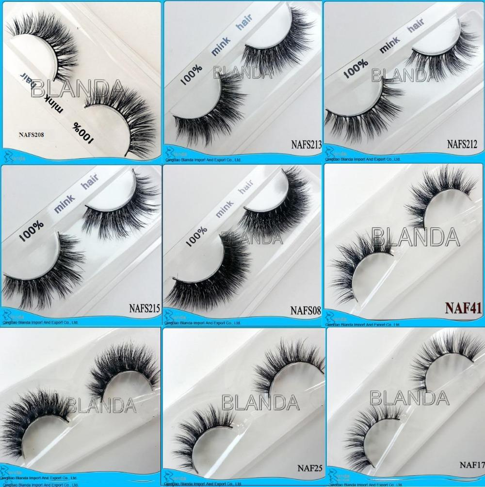 61bcc0367a9 Wholesale Wholesale Natural 100% Real Mink False Eye Lashes/ Mink  Individual Fake Eyelashes Extensions For Makeup UPS Lash Extensions Red  Cherry Lashes From ...