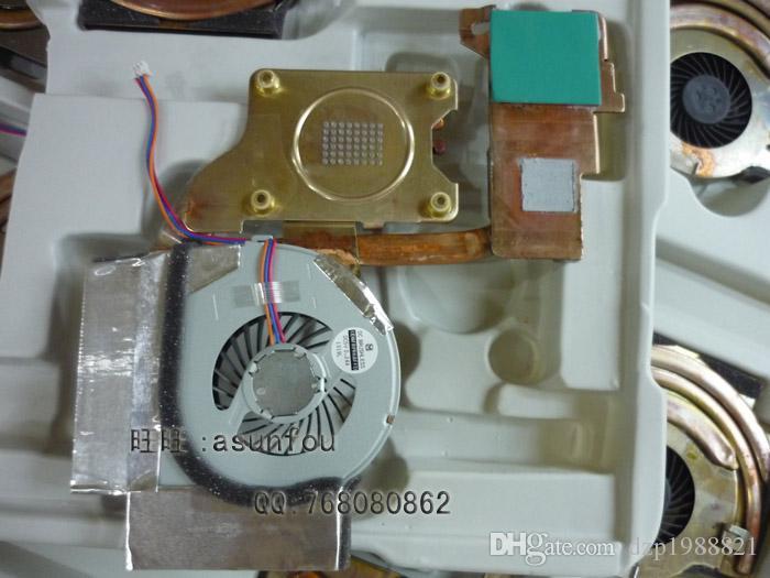 Cooler IBM Thinkpad T61 T61p CPU 냉각 방열판 팬 포함 44C0557 44C0558