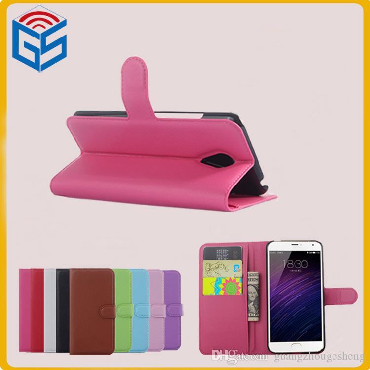 Самый продаваемый продукт телефон кожаный бумажник слоты для карт крышка флип чехол для Meizu 16XS MX5 Бесплатная доставка