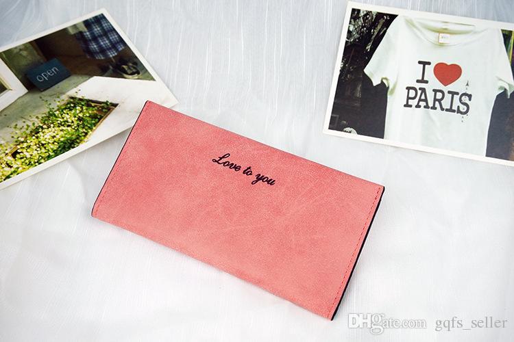 2016 borse in pelle da donna borse di marca le donne borse pu portafoglio lungo portamonete signore titolare della carta frizione portafogli del telefono dhl libera il trasporto