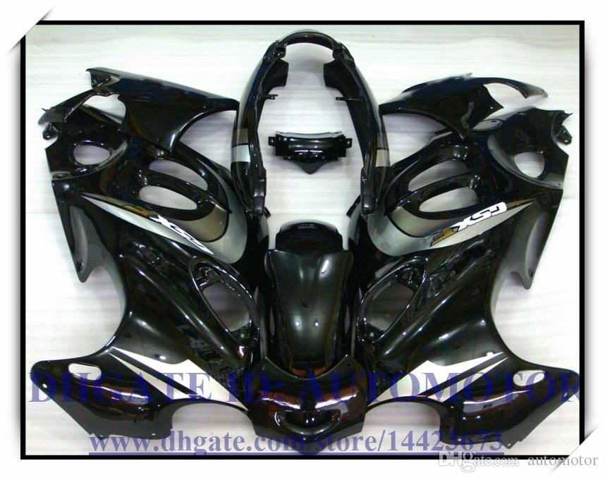 ABS high quality brand new fairing kit 100% fit for Suzuki GSX600F/750F 2003-2006 2004 2005 Katana GSX 600F 03-06 Katana #GC632 BLACK