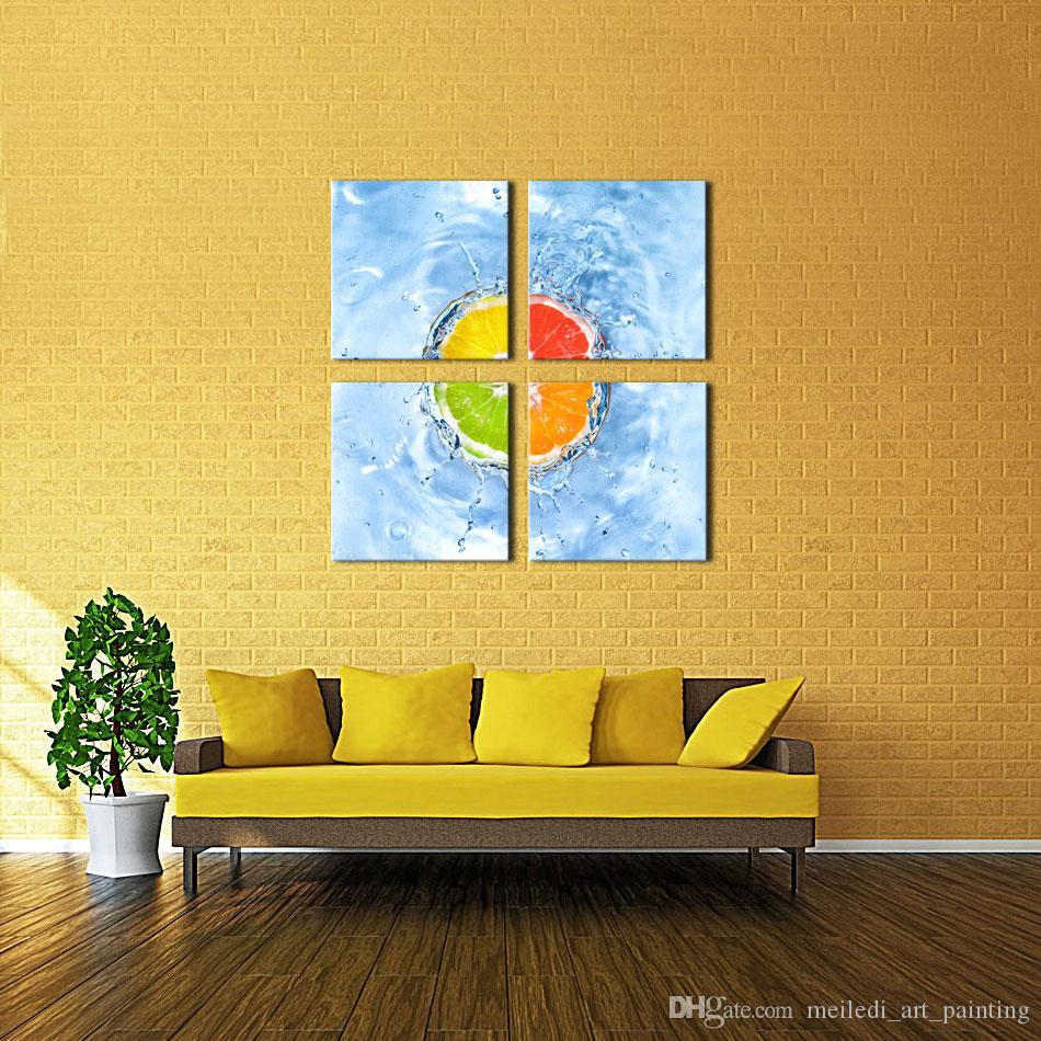 Best Quality Home Art The Oranges Wall Art Painting For Modern Home ...