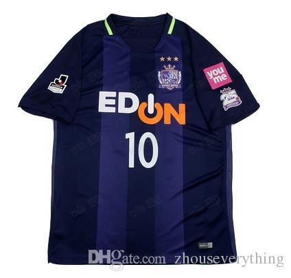 79401fe0fa7 Japan J League 2017 J League Verison Vissel Kobe Sanfrecce Hiroshima  Kawasaki Frontale FC Gifu Gamba Osaka T Shirt Print T Shirt Slogan T Shirts  From ...