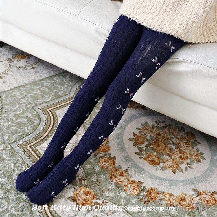 Wholesale High Quality Cute Cotton Children Kids Girl Leggings with Butterfly Spring Autumn Autumn