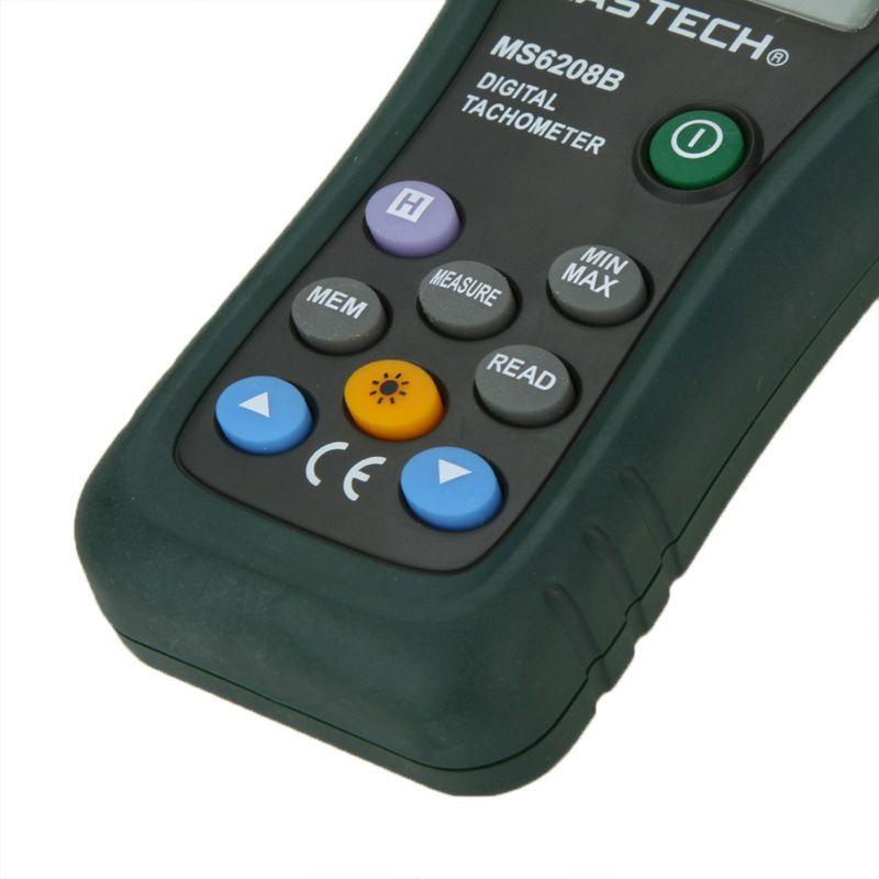 Non-Contact digital tachometer (5)