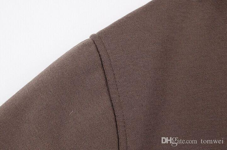 Корейский мужской хлопок пальто кофты с капюшоном осенняя одежда пуловер молодые мужчины пальто теплая верхняя одежда повседневная одежда 2016 новое прибытие